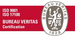 Certifikati ISO 9001:2015 i ISO 17100:2015